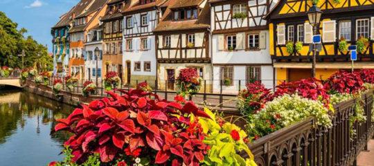 vacances en famille en Alsace